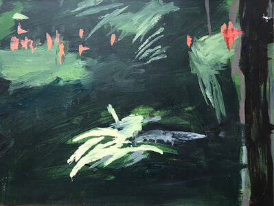 Pippa Blake, 'Garden Study IV, Pasadena'