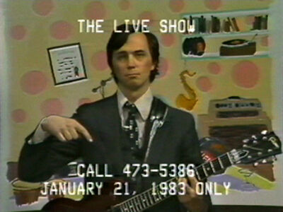 Jaime Davidovich, 'The Live! Show (January 21, 1983)', 1983