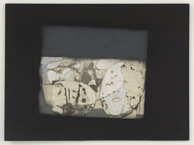 Rudolf Baranik, 'Napalm Elegy / White Sleep', 1972