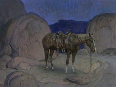 Eric Bowman, 'Lost Pony Nocturne', 2019