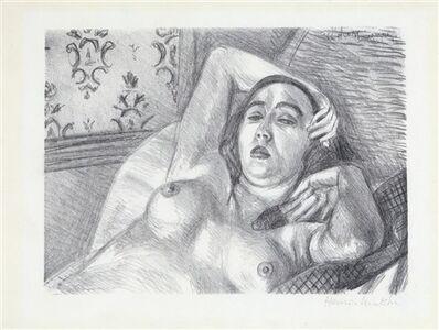 Henri Matisse, 'Le Repos du Modèle', 1926