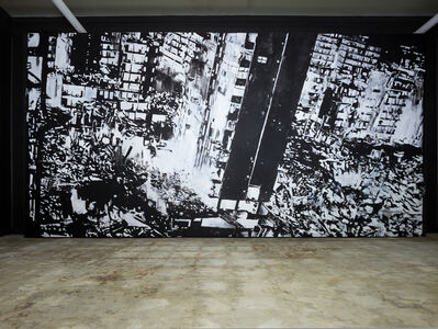 Tammam Azzam, 'Three works from the Storeys series', 2016