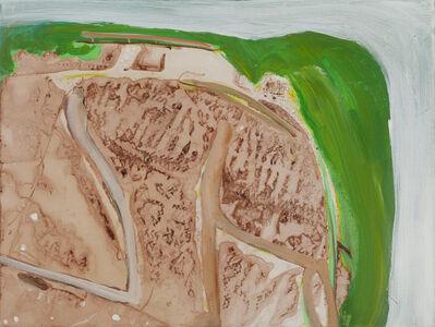 Marsha Nouritza Odabashian, 'Green Space', 2020