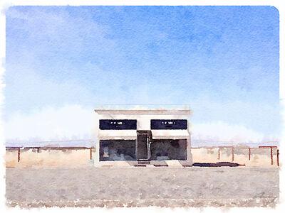 Anne M Bray, 'Prada Marfa, TX', 2014