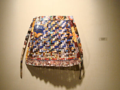 Donna McCullough, 'Absolutely Divine, Apron'