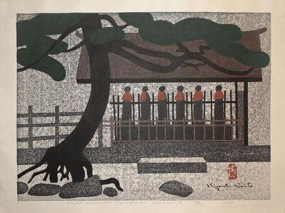Kiyoshi Saito, 'Okuno-Hosomichi Jyunen-ji Sukagawa', 1965