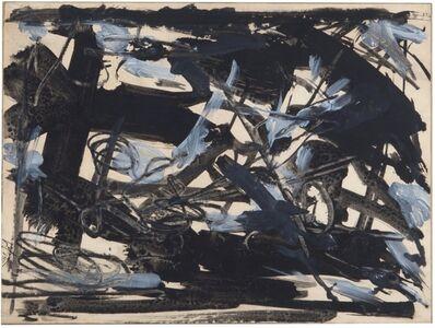 Emilio Vedova, 'Immagine del tempo (S.6)', 1950