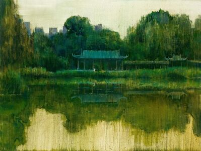 Lu Song, 'Green Lake', 2011