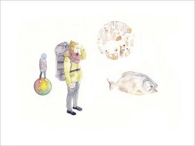 Laura Salguero, 'Amundsen II', 2014