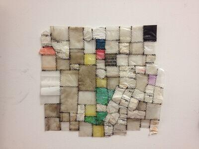 Tom Fruin, 'CALL OF DUTY (A.E. SMITH FRAG-MENT)', 2013