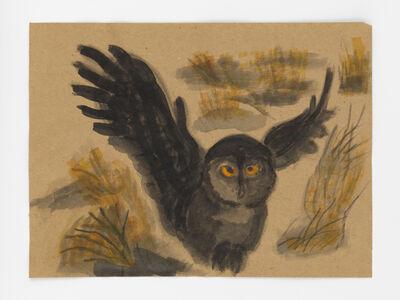 Sally Saul, 'Night Owl', 2010