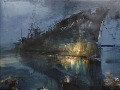 Zsolt Bodoni, 'Pendulum', 2010