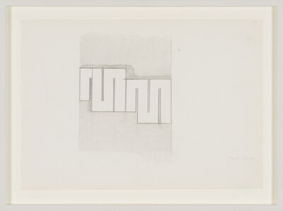 Julije Knifer, '13.IX.77', 1977