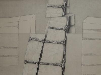 Marilena Preda Sanc, 'Landscape reordering – deconstruction ', 1982