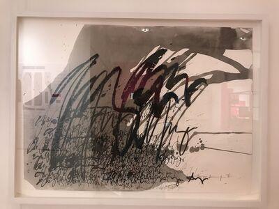 Daniel Diaz-Tai, 'Asemic N0124.18', 2018