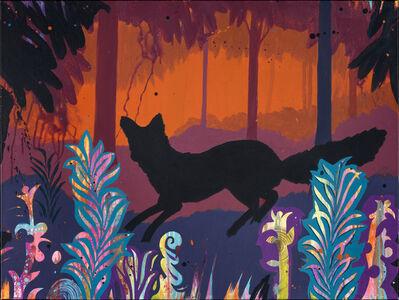 Anne Sargent Walker, 'Running Fox', 2017