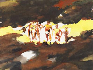 Norbert Bisky, 'Lava', 2009
