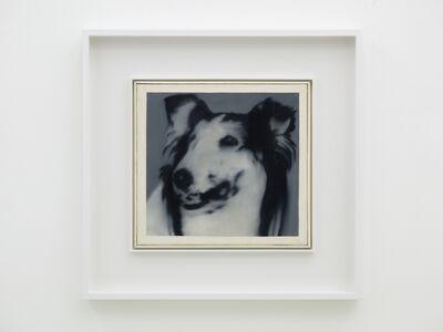 Gerhard Richter, 'Hundekopf (Lassie)', 1965