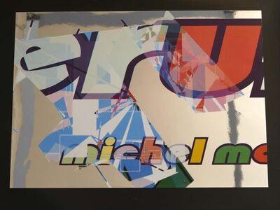 Michel Majerus, 'Michel Majerus Vintage Poster', 2002