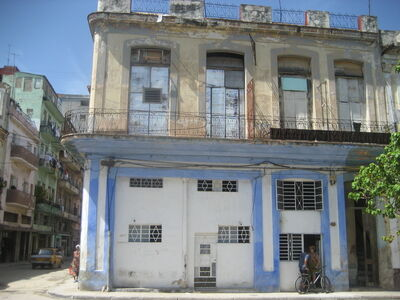 Ernesto Oroza, 'Centro Habana', 2006