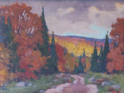 John William Beatty, 'Autumn Near Kearney, Ontario'