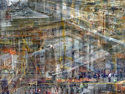 Shai Kremer, 'World Trade Centre: Concrete Abstract # 12', 2001-2012