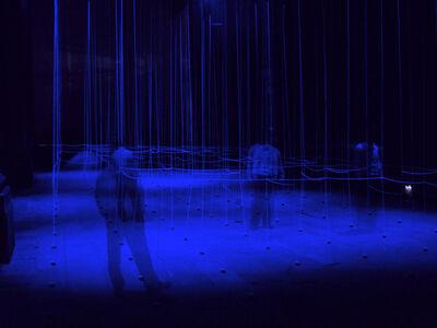 Ronald Moran, 'En el Laberinto Ultravioleta 1', 2012
