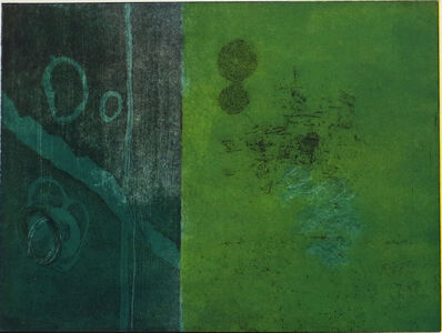 Kirsten Stolle, 'Elipse VI', 2000