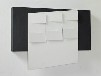 Eduardo Ramírez -Villamizar, 'Relieve negro y blanco', 1978