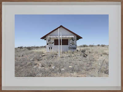 Lien Botha, 'Padstal outside Keimoes, Northen Cape, South Africa, September 2012', 2012