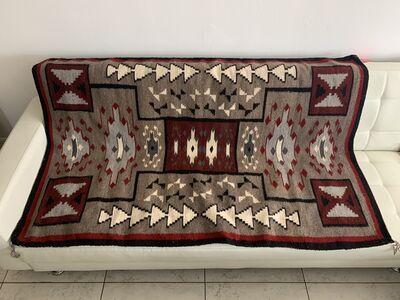 Navajo artist, 'Navajo rug', ca. 2010