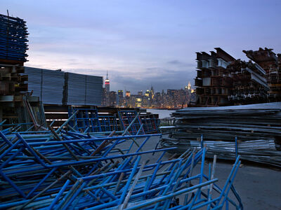 Shai Kremer, 'New York - Notes from the Edges # 11', 2004-2019
