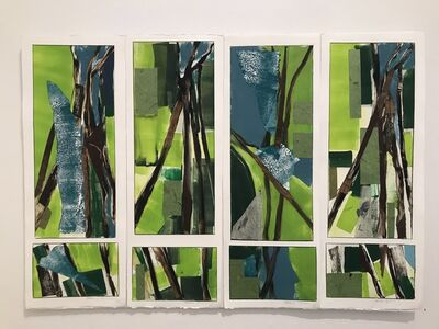 Gail Flanery, 'Branches 1-4', 2019