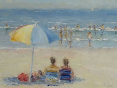 Mark Daly, 'Beach Day in July', 2016