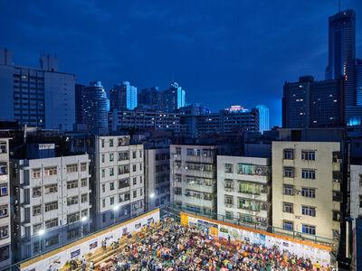 Ruben Terlou, 'Shenzhen Night #1', 2017