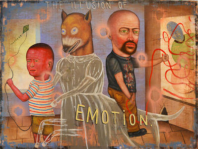 Fred Stonehouse, 'The Illusion of Emotion', 2018
