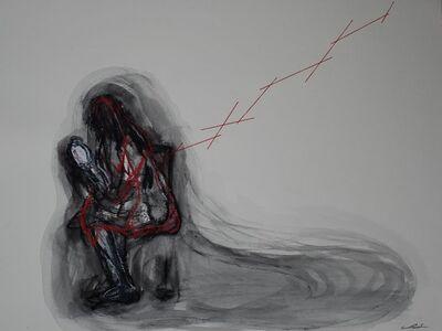 Chiharu Shiota, 'Mirror', 2018