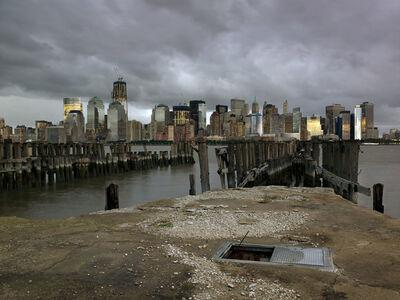 Shai Kremer, 'New York - Notes from the Edges #', 2004-2019