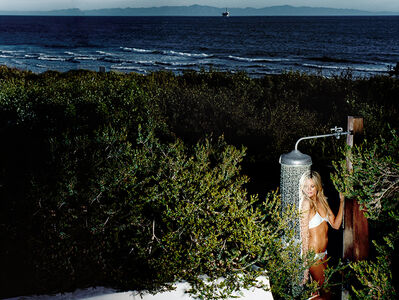 David Drebin, 'Beach Shower', 2005