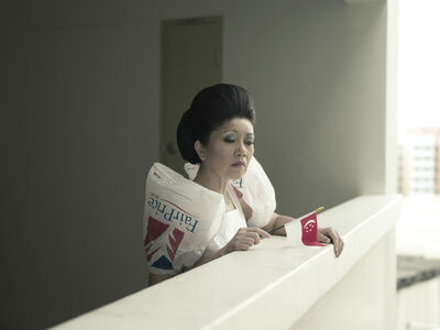 Brian Gothong Tan, 'Imelda Goes to Singapore', 2006