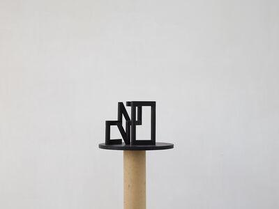 Markus Raetz, 'Incrocio I', 2001-2019