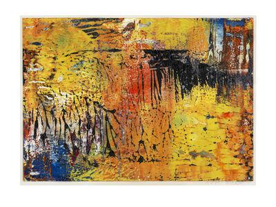 Gerhard Richter, 'Ohne Titel (17.4.89)', 1989