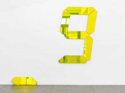 Tatsuo Miyajima 宮島 達男, 'Counter Object - 000', 2020