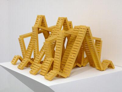 Michael Jantzen, 'Slanted Pavilion (Maquette)', 2014