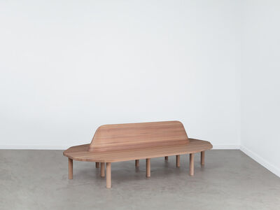 Jonathan Muecke, 'Low Wooden Shape (LWS)', 2013