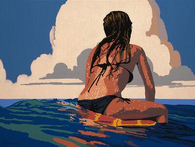 Billy Schenck, 'Surfer Girl 2'