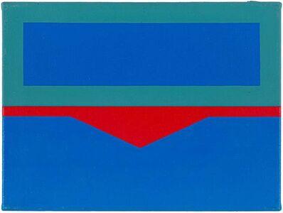 Winfred Gaul, 'D17', 1970