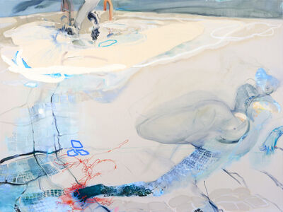 Araminta Blue, 'Silt', 2021