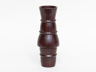 Yasumi Nakajima II, 'Bronze Vase', ca. 1959