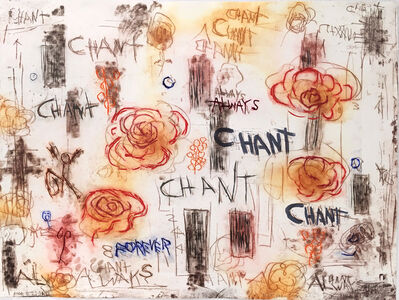 Joan Snyder, 'Chant/Always', 2016